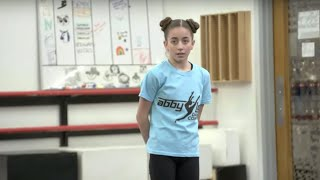 Abby Is DISAPPOINTED With Gianina   Dance Moms   Season 8, Episode 3