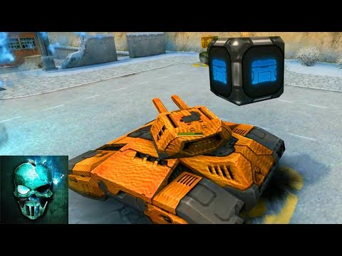 Juggernaut Gold Box Video #1 - Tanki Online - Ghost Animator TO