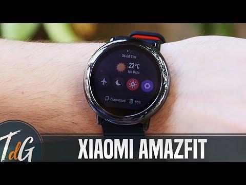 Xiaomi Amazfit, el MEJOR smartwatch calidad/precio