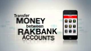 Carry your bank wherever you go with RAKBANK Mobile Banking
