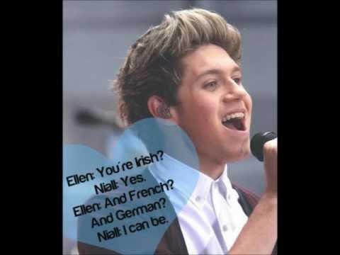 Niall Horan ;nice To Meet Ya; Acoustic Live  Siriusxm