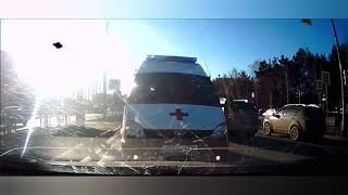 Аварии на дороге, шапито шоу 2018 6