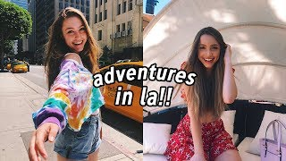 A Day In The Life Of A Teenager Living Alone In LA...