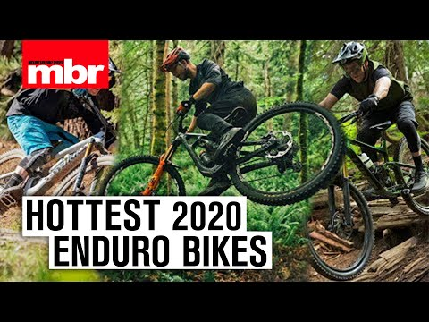 The Hottest New Enduro Bikes for 2020 | Mountain Bike Rider