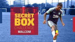 THE SECRET BOX CHALLENGE | Malcom