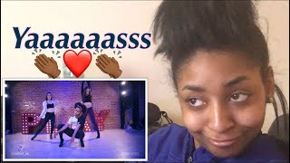 Brinn Nicole | I Don't Wanna - Aaliyah - Choreography | Reaction