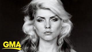 Debbie Harry Of Blondie Opens Up In New Memoir, 'Face It' | GMA