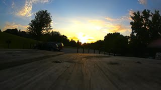 MOST BEAUTIFUL FPV SUNSET I'VE EVER SEEN - Quad Queen