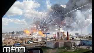 7 HUGE EXPLOSIONS CAUGHT ON CAMERA