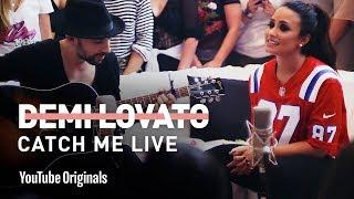 """Demi Lovato - """"Catch Me"""" Live"""