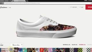 How to make custom Vans!