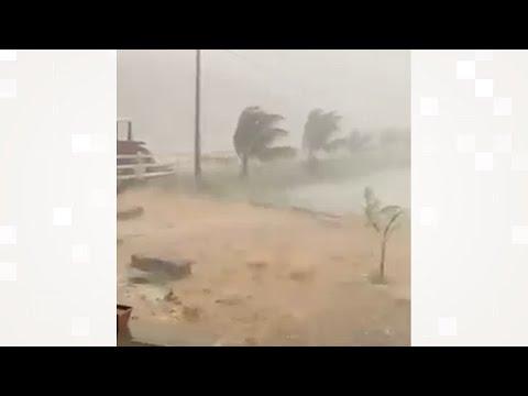 Municípios da Região Serrana do RJ registram chuva de granizo; veja como fica o tempo