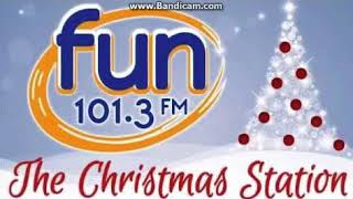 "25 Days Of Christmas Radio 2017 EXTRA: WROZ ""Fun 101.3"" Station ID December 4, 2017 7:01pm"