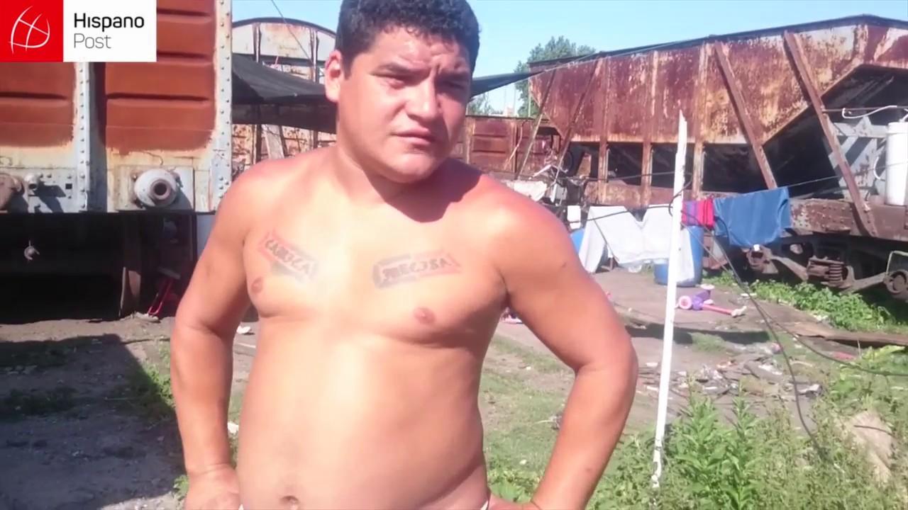Argentina: Viven a 45 grados de temperatura en un vagón abandonado