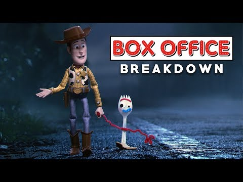 Box Office Breakdown: The Toys Are Out Of The Box! Toy Story 4 Wins