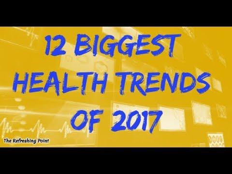 12 Biggest Health Trends Of 2017
