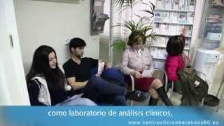 Análisis en el Centro Clínico Betanzos 60 - Centro Clínico Betanzos 60