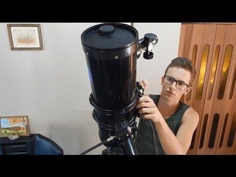 Mira láser para telescopios