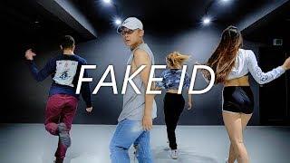 Riton & Kah Lo   Fake ID | DOHOON Choreography