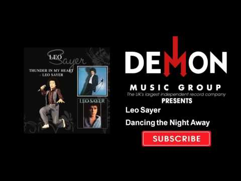 Leo Sayer - Dancing the Night Away
