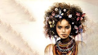528Hz Full Body Regeneration - Full Feminine Healing