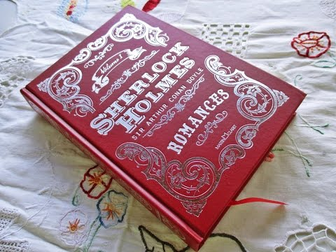 Unpacking | Sherlock Holmes Vol.1 - Romances (Martin Claret)