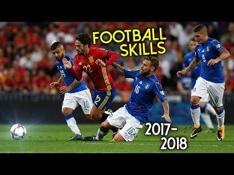 Football Skills 2017/18 ● Crazy Football Skills Mix 2017-2018 Vol.2 | HD