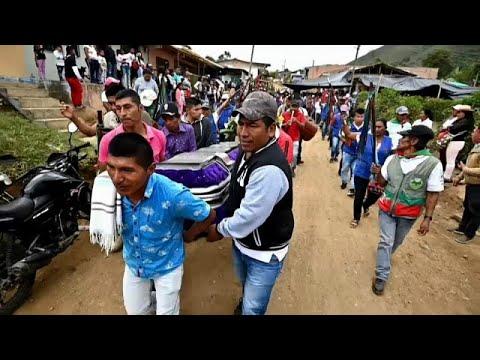 Κολομβία: Οι FARC και η ειρηνευτική συμφωνία