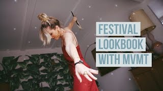 HOW I STYLE FESTIVAL LOOKS WITH MVMT WATCHES