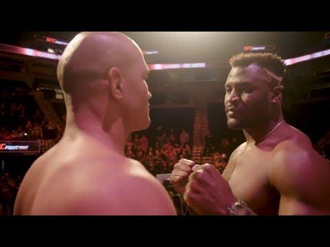 Les meilleurs moments de la pesée de l'UFC Minneapolis entre Francis Ngannou etJunior Dos Santos