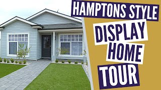 Hamptons Style Display Home Tour In Australia! // Hamptons Style Home By Country Living Homes