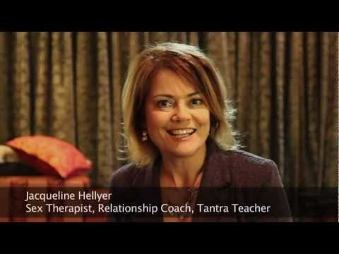 Jacqueline Hellyer talks about sex therapy and relationship coaching
