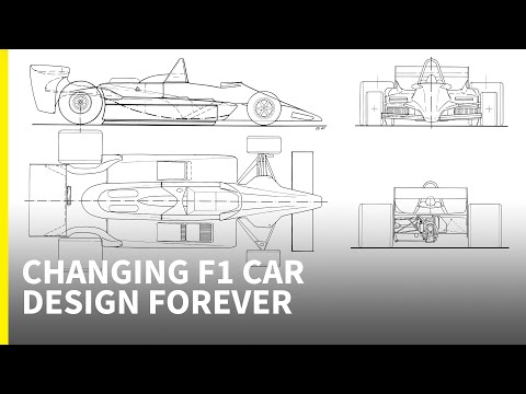 The revolutionary F1 car every team had to copy