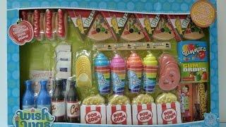 Đồ Chơi Những Thức Ăn Tại Rạp Chiếu Phim/ Movie Theater Snack Set From WISH I WAS