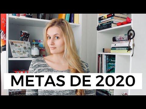 METAS LITERÁRIAS PARA 2020 | Laura Brand