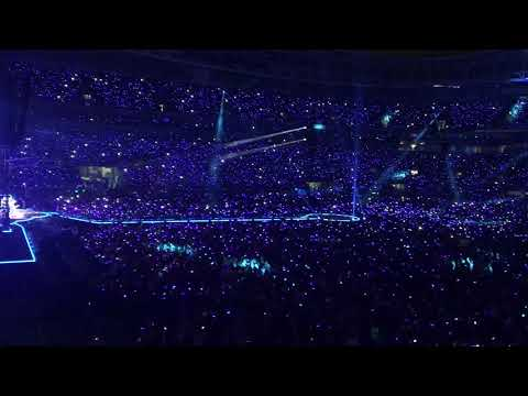 Coldplay - Something Just Like This (Live in São Paulo - Brazil)