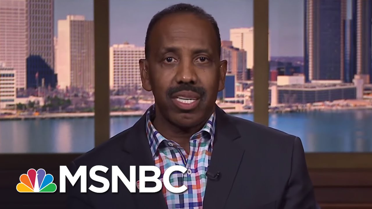 Donald Trump To Attend African American Service In Detroit | MSNBC thumbnail