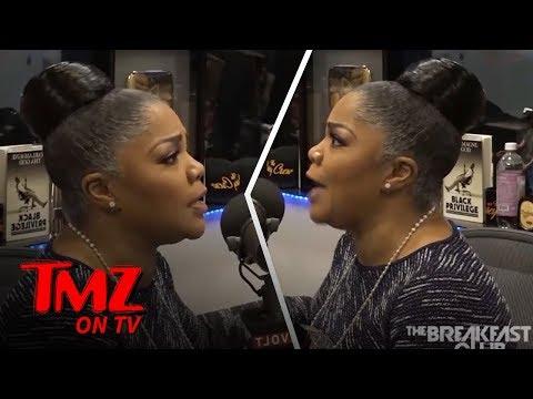 Mo'Nique Battles Charlamagne Tha God! | TMZ TV