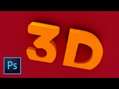 10 Steps to Getting Started With 3D   Photoshop Tutorial