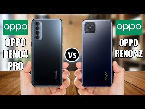 Oppo Reno 4 Pro Vs Oppo Reno 4Z 5G Comparison & Overview