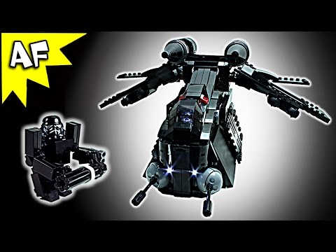 Vidéo LEGO Star Wars 75021 : Republic Gunship