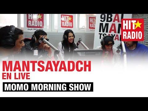 MANTSAYADCH en Live dans le Morning de Momo - 23/01/15
