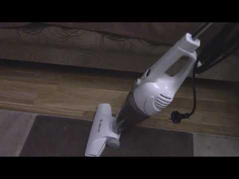 Обзор пылесоса  DEXP M-800V \Новый помощник в доме\Пылесос DEXP M-800V белый