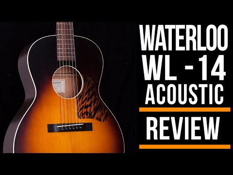 Waterloo by Collings WL-14 Acoustic Guitar | Review | Tom Quayle