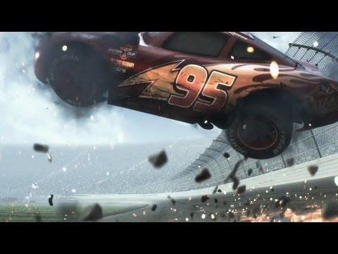 Cars 3: Watch Lightning McQueen Crash Out In New Trailer