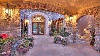 SaratogaTuscan.com Luxury Estate Tour | Saratoga | Michael Nevis