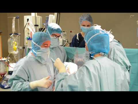 Les opérations à la varicosité des pieds