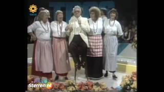 Johnny Jordaan - Tante Jet - Op Volle Toeren