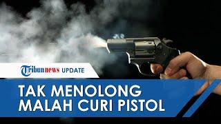 Polisi di Bali Alami Kecelakaan, Driver Ojol Tak Menolong Malah Bawa Kabur Tas Isi Pistol