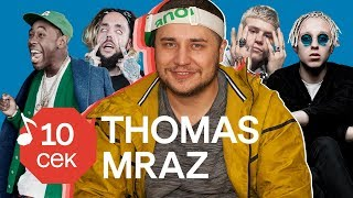Узнать за 10 секунд   THOMAS MRAZ угадывает хиты T Fest, Face, ATL, Oxxxymiron и еще 31 трек